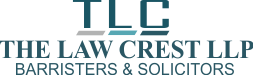 The Law Crest LLP Website